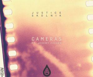 Justice Skolnik Releases 'Cameras' Featuring Jeremy Zucker