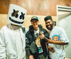 "Logic and Marshmello Drop Spring Anthem ""Everyday"""