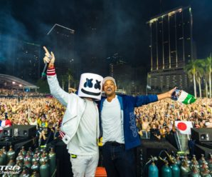 Marshmello's Set Ended Super Abruptly & The Masked DJ Has Revealed Why