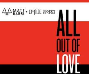 Matt Barri Release Incredible Future Pop Track with Emilie Brandt