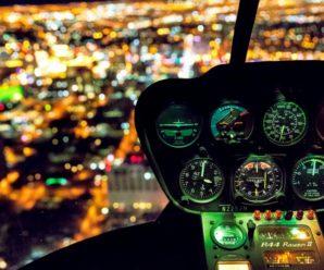 Miami Helicopter Seen Shining Spotlight On Building Near Ultra Music Festival Last Night
