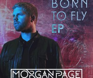 Morgan Page Drops New EP 'Born to Fly'