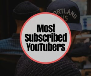 Most Subscribed YouTube Channels: The Most Popular YouTubers in 2018