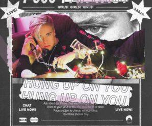 PLVTINUM – hung up on u