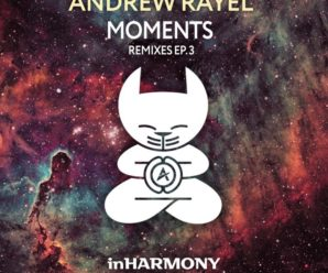 Premiere: Andrew Rayel Drops The 3rd Installment Of 'Moments' Remixes