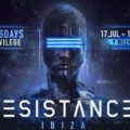 RESISTANCE Announces Lineup For Privilege Ibiza 2018 Campaign