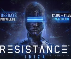RESISTANCE Announces Lineup For Privilege Ibiza 2018 Campaign