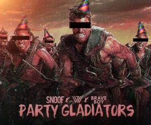 SNOOF, WKND Warrior & Braveboy – Party Gladiators [MMXVAC]