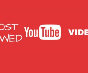 These Are The 20 Most Watched Videos on YouTube Right Now