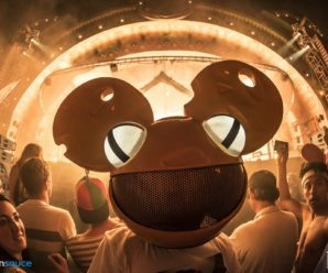 This Is What Deadmau5's Helmet Looks Like From Inside