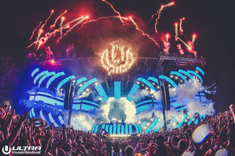 Ultra Finally Unleashes Set Times Including Surprise Performances