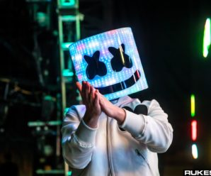 Watch Marshmello Right Now On the Ultra Live Stream with Huge Special Guests