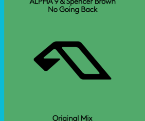 "Spencer Brown reveals collab w/ Alpha 9 ""No Going Back"" off forthcoming debut album 'Illusion of Perfection'"