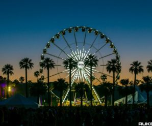 Brush Fire Starts Miles Away From Coachella