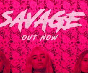 "Cali Trio Bahari Drop Dance Infused Track ""Savage"""