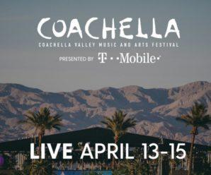Coachella Reveals 2018 Live Stream & Announces New VR Channel [VIDEO]