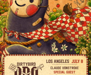 Dirtybird Takes to the Grill Once Again for Summer 2018
