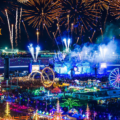 EDC Las Vegas to Host a Splash Pool + New Amenities for VIP Guests
