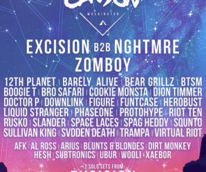 Final Lineup for Excision's Bass Canyon Festival Announced