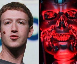 Mark Zuckerberg Sick Of #deletefacebook Campaign Activates Skynet, Humanity Is Doomed
