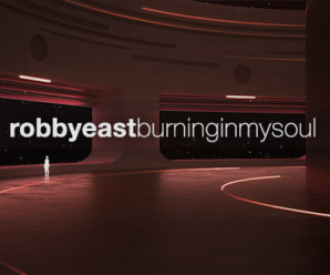 Robby East Blends Deep & Future House Perfectly With 'Burning In My Soul'