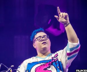 Slushii Teases New Upbeat Single During Set Via Twitter