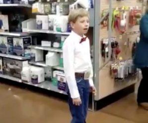 Watch The Yodeling Walmart Kid Perform at Coachella 2018