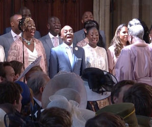A Gospel Choir Performed 'Stand By Me' at The Royal Wedding