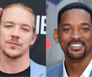 Diplo Is Producing The New World Cup Anthem With Will Smith