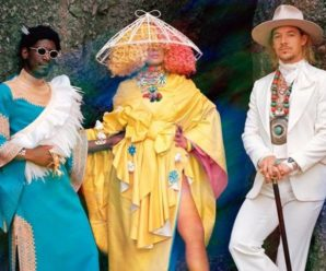 """Diplo, Sia and Labrinth of LSD Drop Another Hit Single """"Audio"""""""