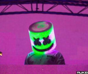 Dotcom and The Binches Brought Out Marshmello At EDC 2018
