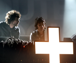 Get keen! Justice are dropping a 'reworks' album this year