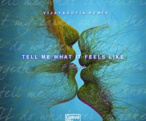 Gianni Blu X Vijay & Sofia – Tell Me What It Feels Like Remix [PREMIERE]