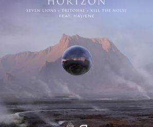 "Seven Lions, Kill The Noise, and Tritonal Team Up For ""Horizon"""