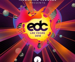 Insomniac Records Releases EDC Las Vegas 2018 Compilation