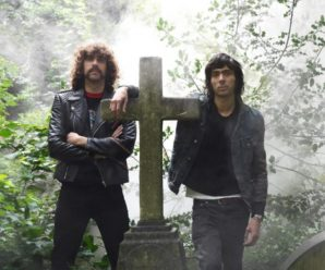 Justice have dropped the most Justice music video ever for 'Stop'
