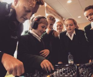 Learning to DJ has been added to the UK school curriculum