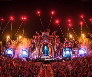 Look At This Year's Incredible EDC Las Vegas Stages [Photos]