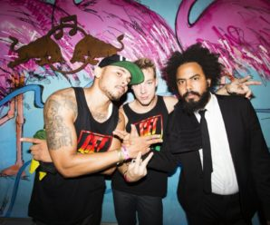 Major Lazer Returns With An Absolutely Insane Remix Of 'Fire' By Busy Signal, Jus Now and Dismantle