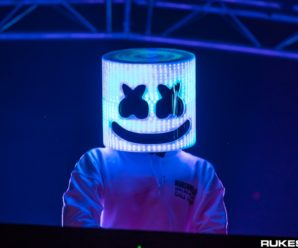 Marshmello Drops Emotional EDM Rap Track With Juicy J and James Arthur