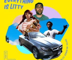 Shiftee – Everything Is Litty ft. Dai Burger, Fly Kaison