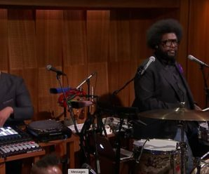 Watch Questlove Make a Song Out of the 'Yanny' or 'Laurel' Clip
