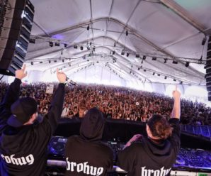 BROHUG Continues It's Brohouse Dominance With New Single 'Charlie'