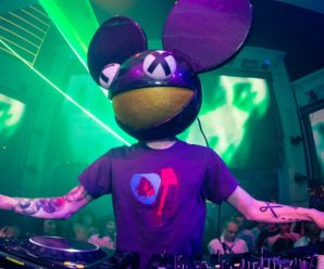 Deadmau5 Plays Out New Rob Swire Collaboration At Spring Awakening Music Festival: WATCH