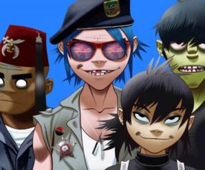 Gorillaz drop first single from forthcoming album!