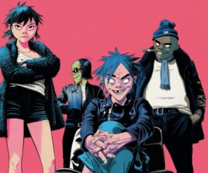 Gorillaz drop new slow-jam 'Sorcererz' from forthcoming album