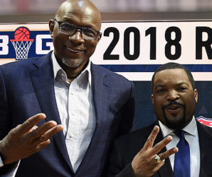 Ice Cube & Clyde Drexler in Talks to Bring BIG3 to China