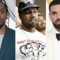 Kanye West Chimes in on Pusha T Vs. Drake Beef: 'I'm Above Love'