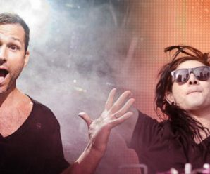 Thanks To A Crazy Coincidence, Kaskade Played A Vital Role In Helping Skrillex Decide To Start Producing