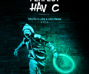 "Truth x Lies & Holyman Release Groovy New Single ""9 To 5"""
